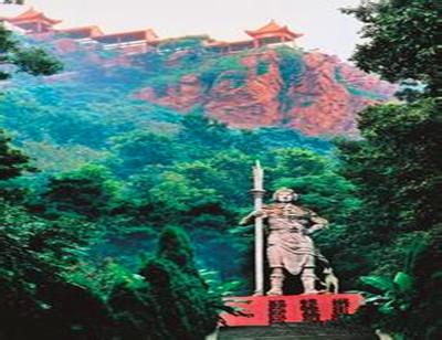 【平顶山】二郎山灯架台两日游